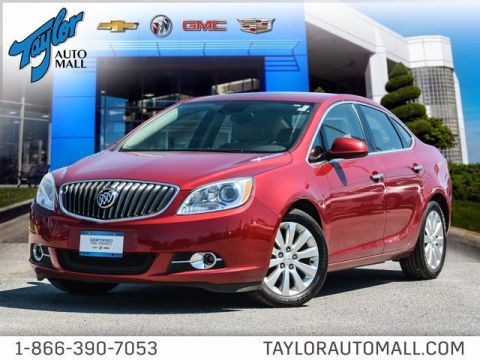 Certified Pre-Owned 2013 Buick Verano Convenience FWD 4dr Car