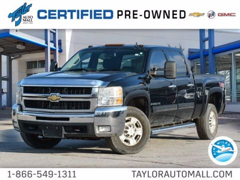Certified Pre-Owned 2009 Chevrolet Silverado 2500HD WT 4WD Crew Cab Pickup