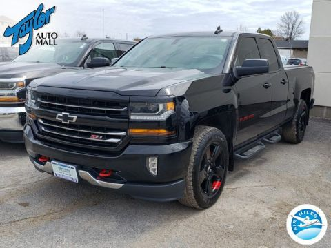 Certified Pre-Owned 2017 Chevrolet Silverado 1500 LT 4WD Extended Cab Pickup