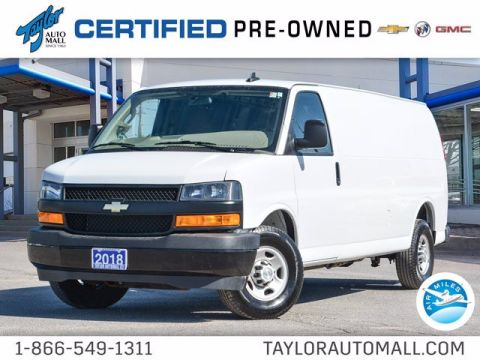 2018 Chevrolet Express Cargo Van Base