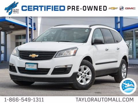 Certified Pre-Owned 2016 Chevrolet Traverse LS AWD Sport Utility