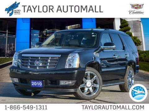 Certified Pre-Owned 2010 Cadillac Escalade AWD Sport Utility