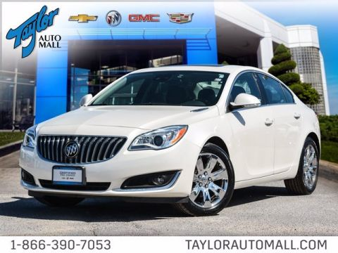Certified Pre-Owned 2015 Buick Regal Turbo Premium II FWD 4dr Car