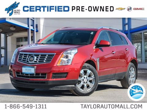 Certified Pre-Owned 2016 Cadillac SRX Luxury AWD Sport Utility