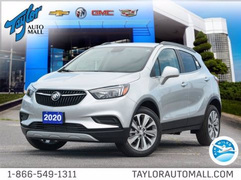 New 2020 Buick Encore Preferred AWD Sport Utility